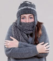 Girl-Shivering